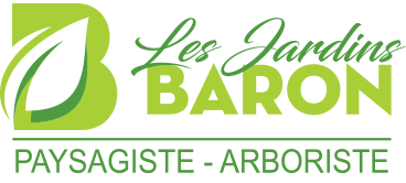 Logo Les Jardins baron – Paysagiste